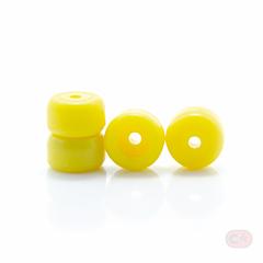 Koła profilowane - żółte