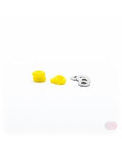 Tuning do trucków - żółty