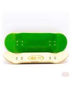 Blat do fingerboarda - zielony