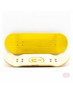 Blat do fingerboarda - żółty